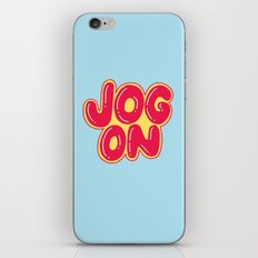 A Message 2 All The Haters iPhone & iPod Skin
