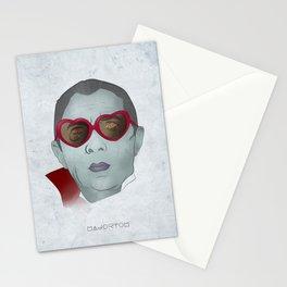 Bela Lugosi's gay. Stationery Cards