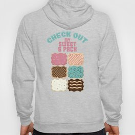 Check Out My Sweet Six Pack 6-Pack Gift design Hoody