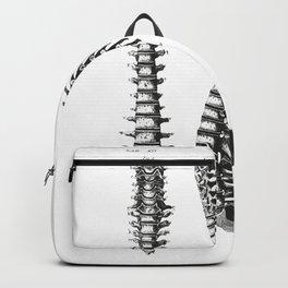 Bone column Backpack