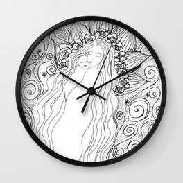 Lord bless my soul Wall Clock
