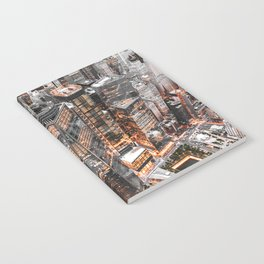 NEW YORK CITY XI Notebook