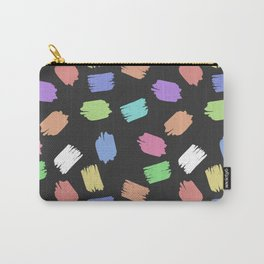 COLORFUL BRUSH  Carry-All Pouch