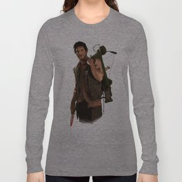 COLLECTION WALKING DEAD DARYL Long Sleeve T-shirt