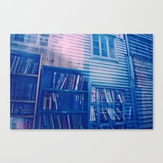 Sticks & Stacks Canvas Print