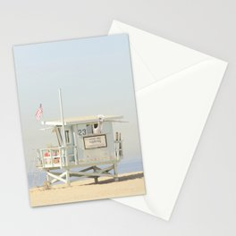 NEVER STOP EXPLORING VENICE BEACH No. 23 Stationery Cards