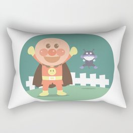 Anpanman Rectangular Pillow