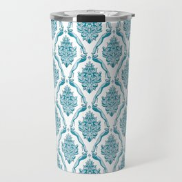 Cock Baroque Travel Mug