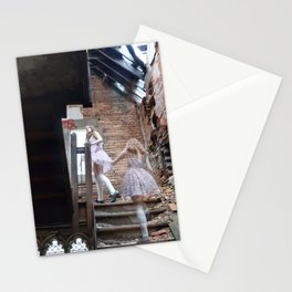 Ghost of One's Self Stationery Cards