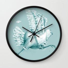 Olimpic Chicken Wall Clock