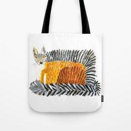 Jackal Tote Bag
