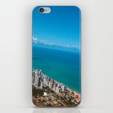 Brazil Beach iPhone & iPod Skin