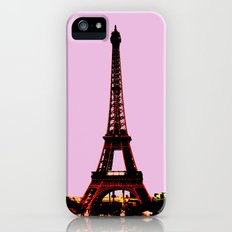 paris. iPhone (5, 5s) Slim Case
