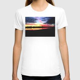 Morning glory 3 T-shirt