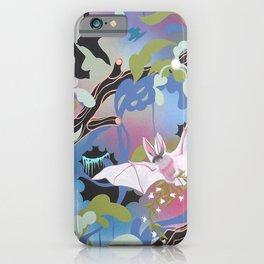 Illuminated Bat iPhone Case