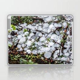 Hail, Granizo Laptop & iPad Skin