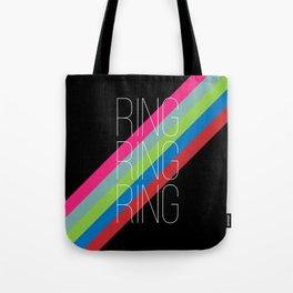ring ring ring Tote Bag