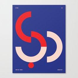 Sydney — City Series Canvas Print