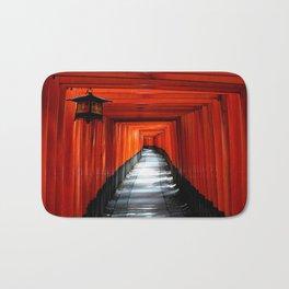 Fushimi Inari Path, Kyoto Bath Mat