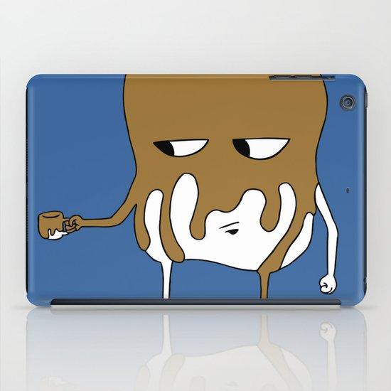 Bad Morning iPad Case