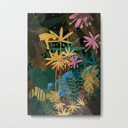 Jungle #2 Metal Print