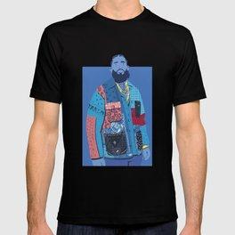 Nipsey Hussle by UVTM_Designs T-shirt