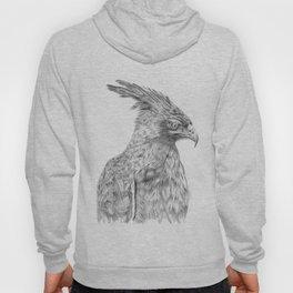 Eagle, long crested eagle Hoody