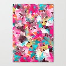 Colorful Place Canvas Print