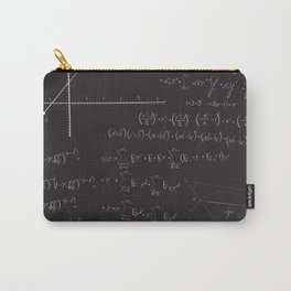 Mathematical seamless pattern Carry-All Pouch