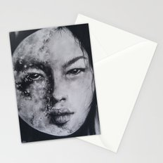 In All Her Phases Stationery Cards