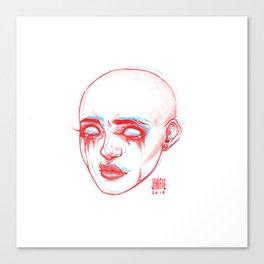 hallucinations Canvas Print