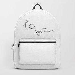Woman & LoveMe Backpack