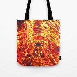 Incendium Waltz Tote Bag
