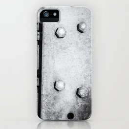 Metal Tank Track of Unity iPhone Case