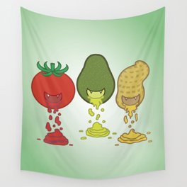 Taste Addiction Wall Tapestry
