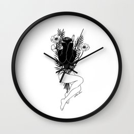Pure Morning Wall Clock