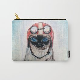 Aviator Cat Carry-All Pouch