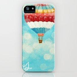 Hot Air Balloons 1 iPhone Case