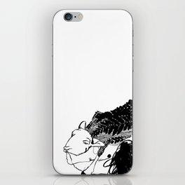 sheeps gone wild iPhone Skin