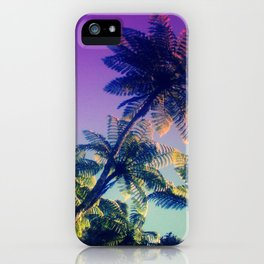 NZ Forest iPhone Case