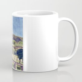 Community Recycling Coffee Mug