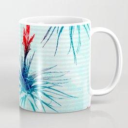 Tillandsia Flower Coffee Mug