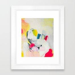 From the Heart 3 Framed Art Print