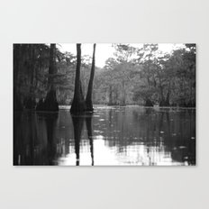 Swamp Thing Canvas Print