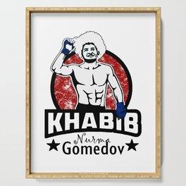 Khabib Serving Tray