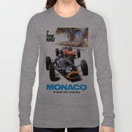 Monaco 1967 Grand Prix Long Sleeve T-shirt