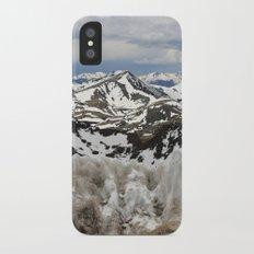 Peaks iPhone X Slim Case
