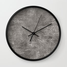 Paloma Oil Painting Color Accent Wall Clock
