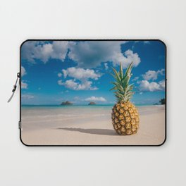Pineapple and the Mokes Laptop Sleeve