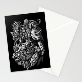 Mictlantecuhtli Stationery Cards